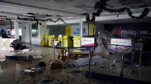 ไต้ฝุ่น 'คัมมูริ'ถล่มฟิลิปปินส์ตาย3  ต้องปิดสนามบินมะนิลา  เลื่อนแข่งซีเกมส์หลายรายการ