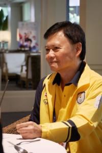 """""""ซีพี"""" หนุนนักกีฬาไทยสู้ศึกซีเกมส์"""