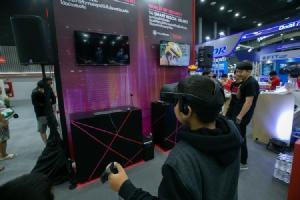 หอการค้าแฟร์เชียงใหม่คึกคัก ทรูโชว์พลัง 5G Hologram