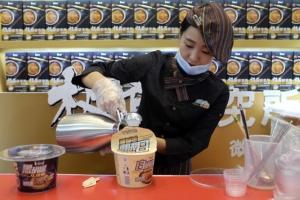 ตลาดบะหมี่กึ่งสำเร็จรูปฟื้นคืนชีพ จีนเป็นตลาดที่ใหญ่ที่สุด