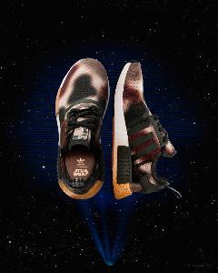 adidas x Star Wars Characters-Themed Pack คอลเลกชั่นสุดบรรเจิด