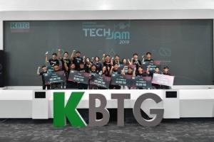 KBTGประกาศผลTechJam 2019พร้อมพาลุยซิลิคอน วัลเลย์