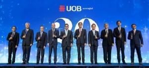ธนาคารยูโอบี (ไทย) ฉลองครบรอบ 20 ปี นับเป็นธนาคารสิงคโปร์ที่ดำเนินการเป็นธนาคารพาณิชย์อย่างเต็มรูปแบบแห่งเดียวในประเทศไทย