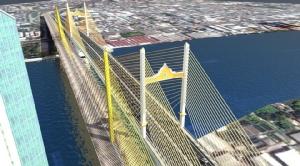 """กทพ.เร่งปิดดีล""""ด่วนพระราม3"""" เซ็นจ้าง """"CK""""สัญญา 6.6 พันล.ตอกเข็มสะพานขึง"""