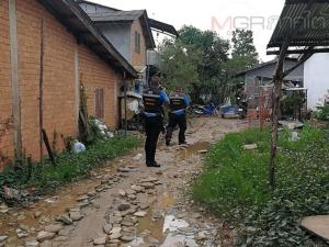 ตำรวจสงขลาคุมตัวแก๊งค้ายาที่จุดไฟเผาหญิงสาวมาสอบสวนแล้ว 1 คน