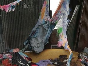 เผยนาทีชีวิต! หญิงถูกแก๊งค้ายาจุดไฟเผาวิ่งหนีตายจนถึงบ้านหลังสุดท้ายของหมู่บ้านกว่า 1 กม.
