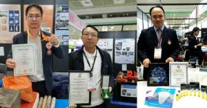 นักวิจัยมทร.ธัญบุรี คว้า 10 รางวัลงานวิจัยสิ่งประดิษฐ์เวที SIIF เล็งต่อยอดเชิงอุตสาหกรรม