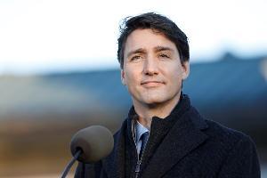 จัสติน ทรูโด นายกรัฐมนตรีแคนาดา