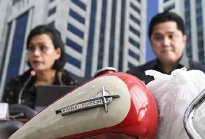 "In Clip: อินโดนีเซียจ่อไล่ออก ""ซีอีโอสายการบินการูดา"" หลังแอบขน ""ฮาร์เลย์ เดวิดสัน"" เข้าประเทศโดยไม่เสียภาษี"