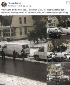 """เฟซบุ๊กทำคนสหรัฐฯ แตกตื่น ลือ """"รถตู้สีขาว"""" ออกอาละวาดลักพาตัวเด็กสาวไปค้ากาม"""