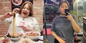 """ตะลึง! """"ยาง ซูบิน"""" ไอดอลกินแหลกชาวเกาหลี ผอมสวย หลังรีดไขมันกว่า 20 กิโล"""