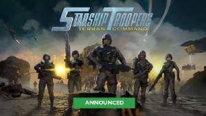 """สงครามหมื่นขา! """"Starship Troopers"""" เตรียมถูกสร้างเป็นเกมแนว RTS"""