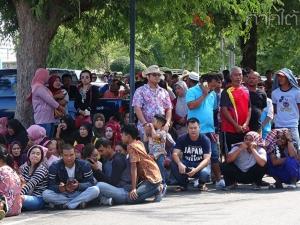 ชาวประมงสตูล 5,000 คนรวมตัวชุมนุมร้องรัฐบาลแก้ปัญหาอาชีพเร่งด่วน