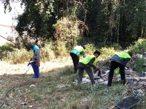 องค์กรสื่อสารด้านการขยะ Rubbish Communication จัดกิจกรรมรับวันสิ่งแวดล้อมไทย