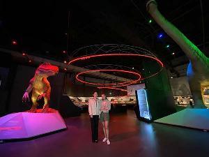 """""""น้ำหวาน"""" ตะลอนทัวร์ """"พิพิธภัณฑ์พระราม 9"""" จ. ปทุมฯ ศูนย์กลางการเรียนรู้ด้านความหลากหลายระบบนิเวศทั่วโลกแห่งแรกของเมืองไทย"""