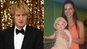 """""""โอเวน วิลสัน"""" โดนศาลสั่งจ่ายเดือนละเกือบล้านให้ """"น้องไลลา"""" เด็กที่เกิดกับสาวลูกครึ่งไทย"""