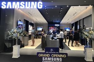 """""""ปกรณ์และเพื่อน"""" เปิดตัว Samsung Experience Store สาขาเซ็นทรัล ภูเก็ต ตอบโจทย์ลูกค้าทุกไลฟ์สไตล์"""