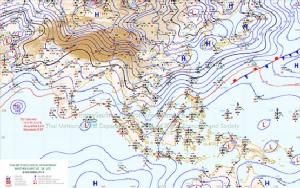 ภาคเหนือหนาวขึ้นอีก 1-2 องศา - อ่าวไทยคลื่นสูง 2-3 เมตร