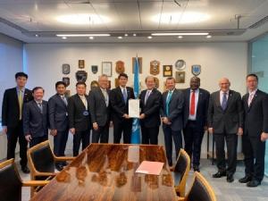 ไทยได้รับเลือกเป็นคณะมนตรีองค์การทางทะเลระหว่างประเทศ (IMO) ต่อเนื่องเป็นสมัยที่ 8