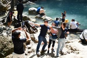 อุทยานแห่งชาติเอราวัณ เตรียมพร้อมรับมือนักท่องเที่ยวช่วงเทศกาลปีใหม่