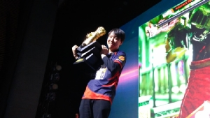 """ผู้เล่นญี่ปุ่น """"Chikurin"""" คว้าแชมป์โลก Tekken World Tour 2019"""