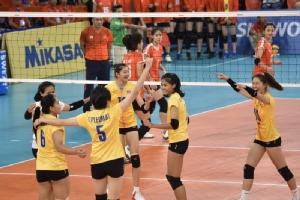 ยืนหนึ่ง! ลูกยางสาวไทย ถล่ม เหงียน 3-0 ครองแชมป์ซีเกมส์ 14 สมัย