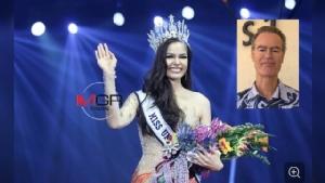 """ผู้เชี่ยวชาญความมั่นคง สหรัฐฯ ชี้ """"ฟ้าใส"""" ตอบคำถามบนเวที Miss Universe ได้เหมาะสมแล้ว"""