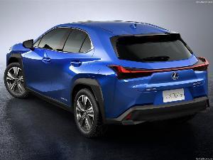 Lexus UX-300e  ไม่ง้อน้ำมัน พร้อมลุยตลาด EV