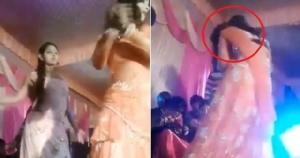 ภาพช็อค!!ไม่พอใจแดนเซอร์สาวหยุดเต้น ยิงเข้าหน้ากลางงานแต่ง(ชมคลิป)
