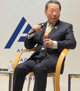 ผู้ว่าการ JBIC และประธานอาวุโสเครือซีพี ร่วมแลกเปลี่ยนวิสัยทัศน์ด้านเศรษฐกิจบนเวที APIF ที่ญี่ปุ่น
