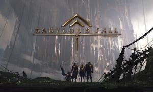 """ตัวอย่างใหม่ """"Babylon's Fall"""" เกมแอคชันจากสแควร์เอนิกส์"""