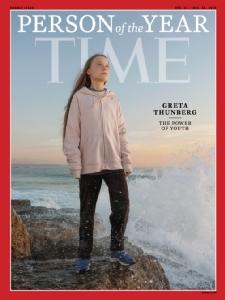 นิตยสารไทม์เชิดชูสาวน้อย'เกรตา ทุนเบิร์ก' เป็นบุคคลแห่งปีประจำปี2019