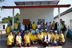 พฤกษาใส่ใจสังคมไทย เดินหน้าปรับสภาพบ้านให้คนพิการ จ.ขอนแก่น