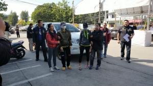 กองบังคับการตำรวจภูธรจังหวัดอุดรธานีแถลงจับกุมผู้ต้องหาหลอกเหยื่อเล่นแชร์ทองคำทางสื่อเฟซบุ๊ก
