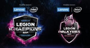 """ร่วมเชียร์ 2 ทีมไทยสู้ศึกอีสปอร์ตระดับโลก """"Legion of Champion IV"""""""