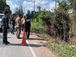 เร่งล่าโจรใต้วางระเบิดรถตำรวจ สภ.เทพา เชื่อตอบโต้หลัง 2 แกนนำถูกวิสามัญที่ปัตตานี