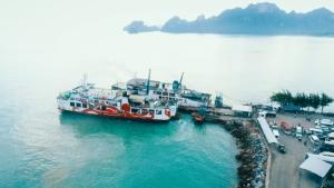 ราชาเฟอร์รี่รับนักท่องเที่ยวช่วงปีใหม่ ปรับตารางเดินเรือใหม่ เริ่ม 25 ธ.ค.นี้