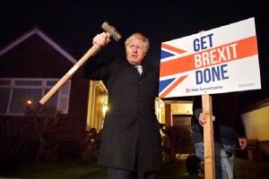 'ทรัมป์' แสดงความยินดี 'จอห์นสัน' คว้าชัยเลือกตั้งอังกฤษถล่มทลาย-ลั่นพร้อมทำข้อตกลงการค้า 'สุดยิ่งใหญ่'