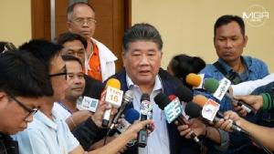 """""""ภูมิธรรม"""" ไฟเขียวเพื่อไทยแจมม็อบ """"ธนาธร"""" เข้าใจอนาคตใหม่เผชิญชะตากรรมเดียวกัน"""