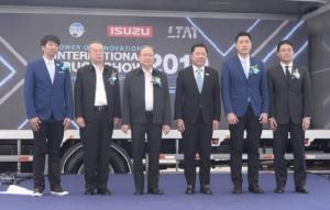 """""""สนธิรัตน์""""ชูนโยบาย B20 - EV หนุนภาคขนส่ง บนเวทีอินเตอร์เนชันแนล ทรัคโชว์ 2019"""