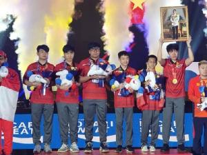 ทีม ROV คว้าเหรียญทองแรกให้อีสปอร์ตทีมชาติไทย