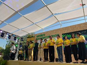 """กทม.- ปตท. รวมพลังภาคีเครือข่าย """"ปลูกเพื่อเปลี่ยน"""" สู่ """"กรุงเทพเมืองสีเขียว"""" ใต้โครงการ """"Green Bangkok 2030"""""""