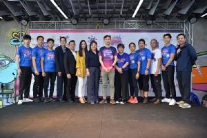 """คณะแพทยศาสตร์ จุฬาฯ ชวนวิ่งออนไลน์ """"Chula Cancer Virtual Run"""" สะสมระยะทาง 10 ล้านกิโลเมตร เปลี่ยนเป็นเงิน 10 ล้านบาท เพื่อยาต้านมะเร็งของคนไทย"""