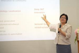 PMU ลงพื้นที่อีสานแจงภาพรวมการให้ทุนวิจัย