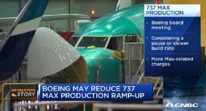 "In Clip: ""โบอิ้ง"" กำลังพิจารณาอนาคตการผลิตเครื่องรุ่น 737 MAX เจ้าปัญหา"