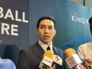 """""""ลีซอ"""" เชื่อ ฟุตบอลไทยจะไม่ด้อยพัฒนา หากมีศูนย์ฝึกฟุตบอลฯที่ดี"""