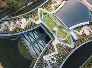 เนรมิต!! สวนผักออร์แกนิกลอยฟ้าใหญ่ที่สุดในทวีปเอเชีย  ณ อาคารอุทยานเรียนรู้ ป๋วย 100 ปี