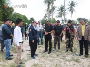 ผู้ตรวจการแผ่นดินนำคณะลุยสางปัญหาขยะล้นเกาะหลีเป๊ะ-บุกรุกที่สาธารณะ