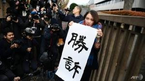 """ตัวแทนพลังหญิง! ผู้สื่อข่าวสาวญี่ปุ่นชนะคดีฟ้องถูก """"ผู้ประกาศข่าวดัง"""" ข่มขืน"""