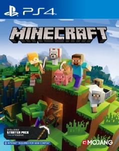 """""""Minecraft Starter Collection"""" วางจำหน่ายบน PS4 16 ม.ค. 63"""
